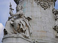 Monument à la République, Paris 27 March 2014 002.jpg