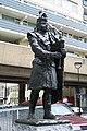 Monument 15th Scottish Division Frans Broers Stadhuisplein Tilburg.JPG