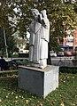 Monument of Serbian patriarch Danilo II.jpg