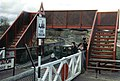 Moors Valley railway, level crossing and footbridge - geograph.org.uk - 500375.jpg