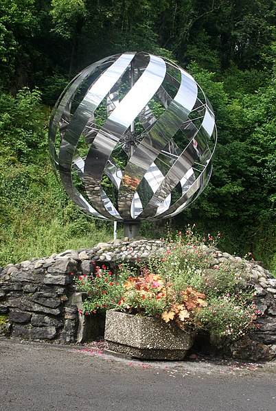 Monument à Morre (Doubs).