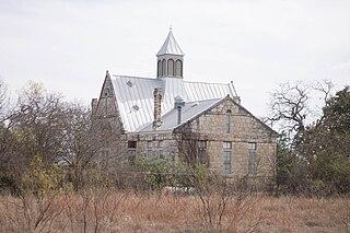 Morris Ranch Schoolhouse (Gillespie County, Texas)