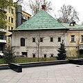 Moscow, Sredny Ovchinnikovsky 10С1 inside.JPG