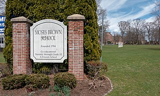Moses Brown School Private school in Providence, Rhode Island, United States