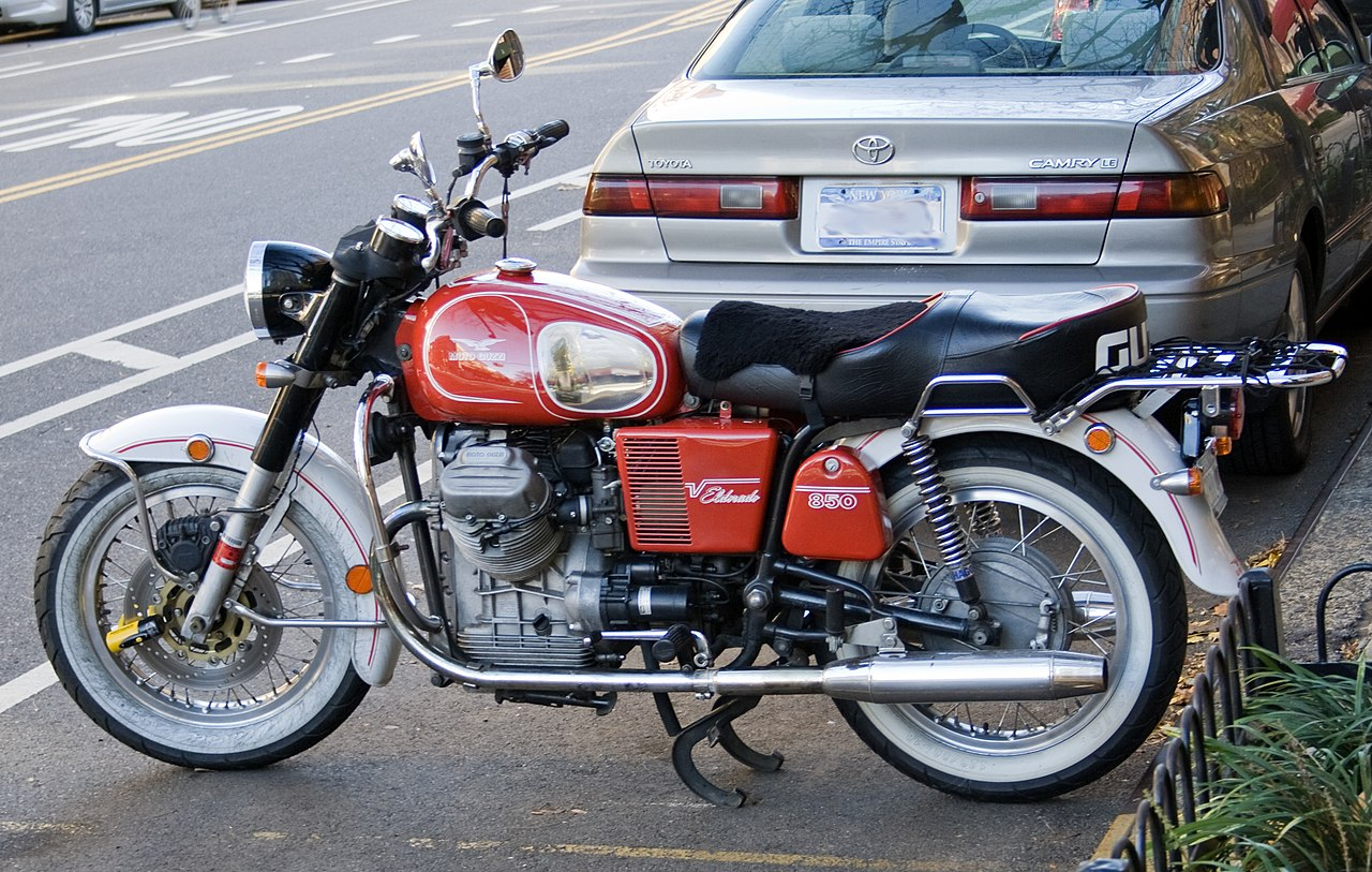 Ducati Rearsets
