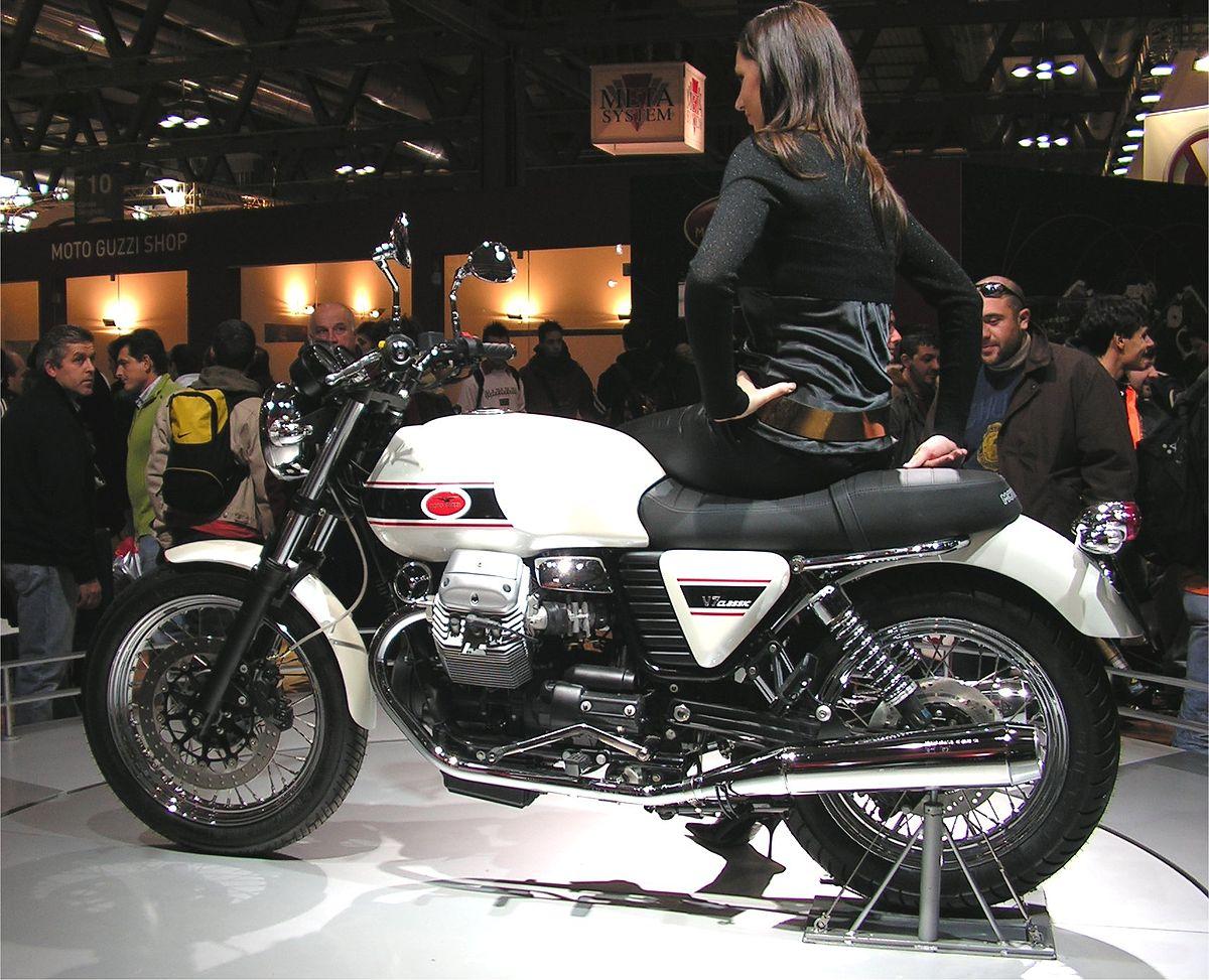 Moto Guzzi Military Bike