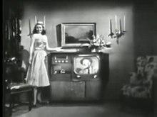 Dosiero: Motorola televidanonco, 1951. ogv