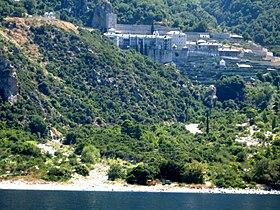 Mount Athos by cod gabriel 08.jpg