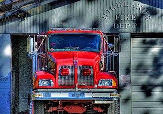 Mountainaire, Arizona - Mountainaire Fire Dept.