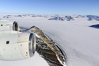 George VI Ice Shelf ice shelf in Antarctica