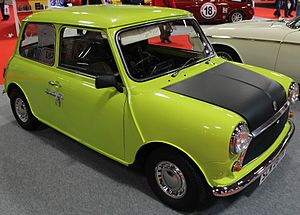 Mr. Bean - The 1976 British Leyland Mini 1000