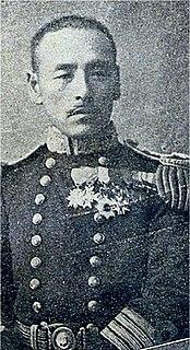 Murakami Kakuichi Japanese admiral