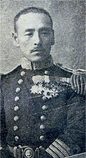 Murakami Kakuichi - Admiral Murakami Kakuichi