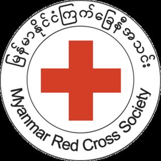 Myanmar Red Cross Society Myanmar organization