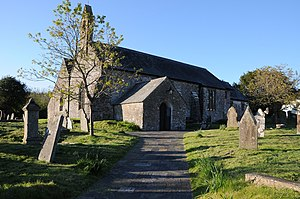 Myddfai - St Michael's church