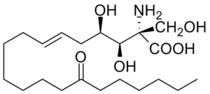 Myriocin - Image: Myriocin