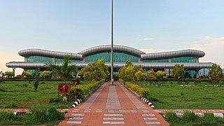 Mysore Airport Airport in Mysore, India