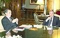 Néstor Kirchner y Jorge Obeid-Buenos Aires-21 de enero de 2004.jpg