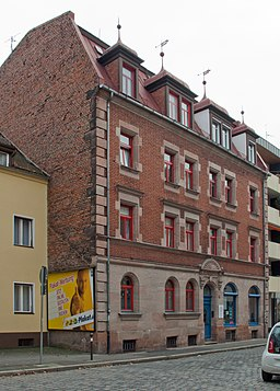Kleinreuther Weg in Nürnberg