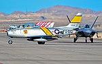 N186AM North American F-86F Sabre - FU-012-25012 (cn 191-708) (15150874293).jpg