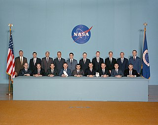 NASA Astronaut Group 5 wikimedia list article