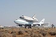 NASA Shuttle Transport