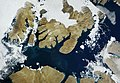 NASA image acquired August 17, 2010, the Northwest Passage almost free of ice. Original from NASA. Digitally enhanced by rawpixel. - 32489675258.jpg