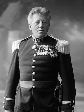 Ole Olsen (musician) - Ole Olsen, photographed by Gustav Borgen in 1909