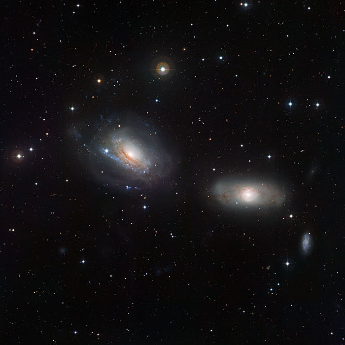 countless galaxies found - HD 1280×1280