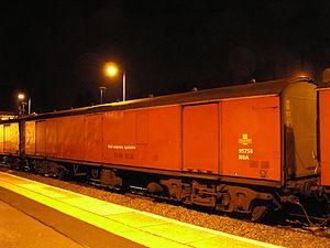 General Utility Van - Image: NOA 95758 at Cheltenham Spa