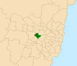 NSW Electoral District 2019 - Granville.png