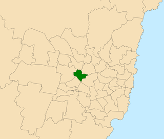 Electoral district of Granville