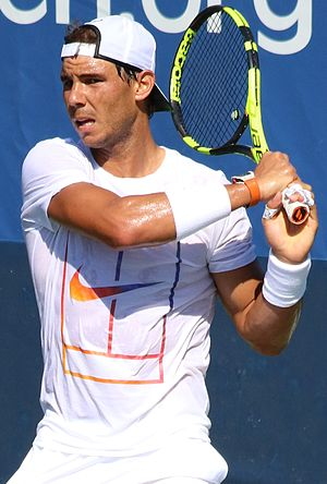 US Open (tennis) - Image: Nadal US16 (43) (29749332592)