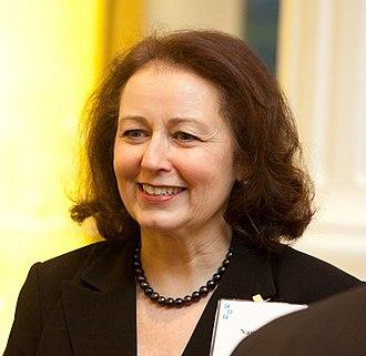 Nancy B. Jackson - Image: Nancy Jackson 2011 International Year of Chemistry
