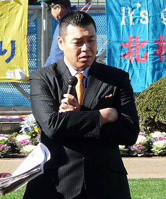 Naoya Ogawa - Naoya Ogawa in 2011