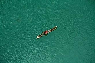 Narmada River - Narmada River at Tilwara ghat, Jabalpur