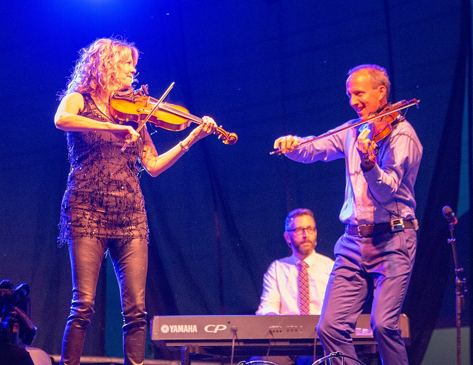 Natalie McMaster %26 Donnell Leahy at SoM2018
