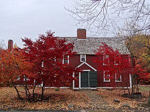 Nathaniel Felton Houses - Nathaniel Felton Jr. House