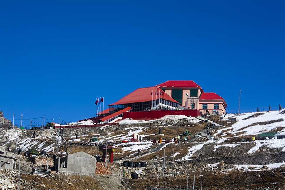 Nathu La - Indo China Border