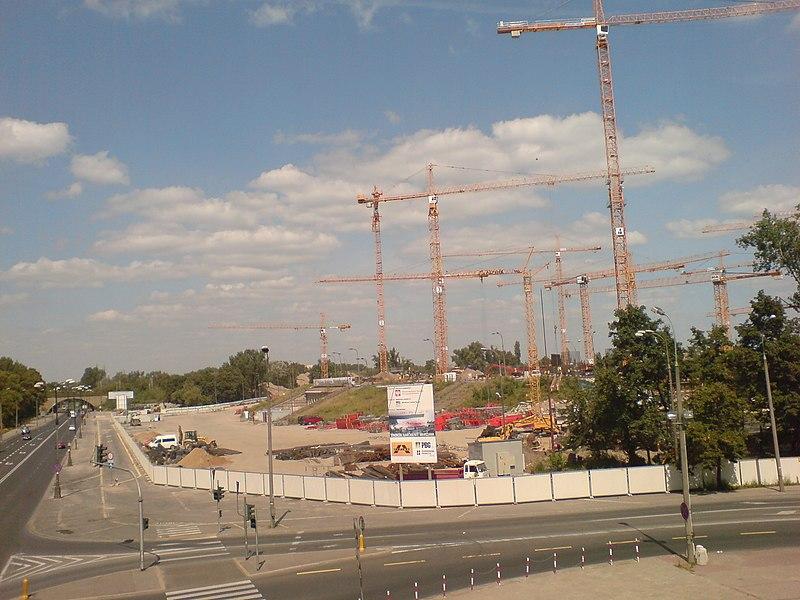 Польская промышленность демонстрирует рост на фоне спада в Германии