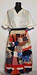 National liberation skirt, 4 May 1946.JPG
