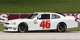 Chase Miller - The No. 46 Key Motorsports entry in 2011