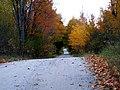 Near Allan's Mill, October, 2009 (5020638071).jpg