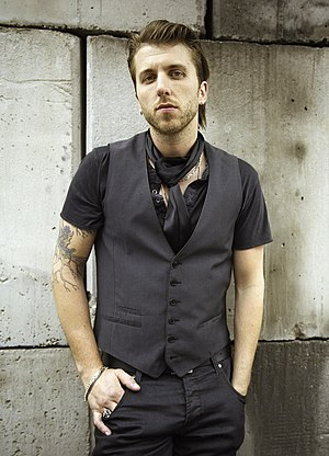 Neil Sanderson - Sanderson in 2009