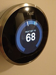 Smart Thermostat Wikipedia