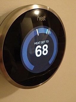 Nest Diamond Thermostat