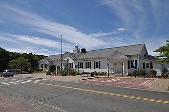 New Fairfield, Connecticut - New Fairfield Town Hall