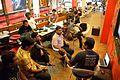 New Article Evaluation Method Discussion - Bengali Wikipedia Meetup - Kolkata 2015-10-11 6011.JPG