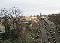New Brighton railway station from Portland Street.jpg
