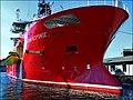 New Norwegian research vessel - Bergen - panoramio.jpg